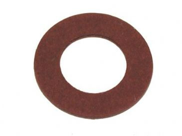 M16 X 30 X 1.5 Red Fibre Washers Packed In 10's